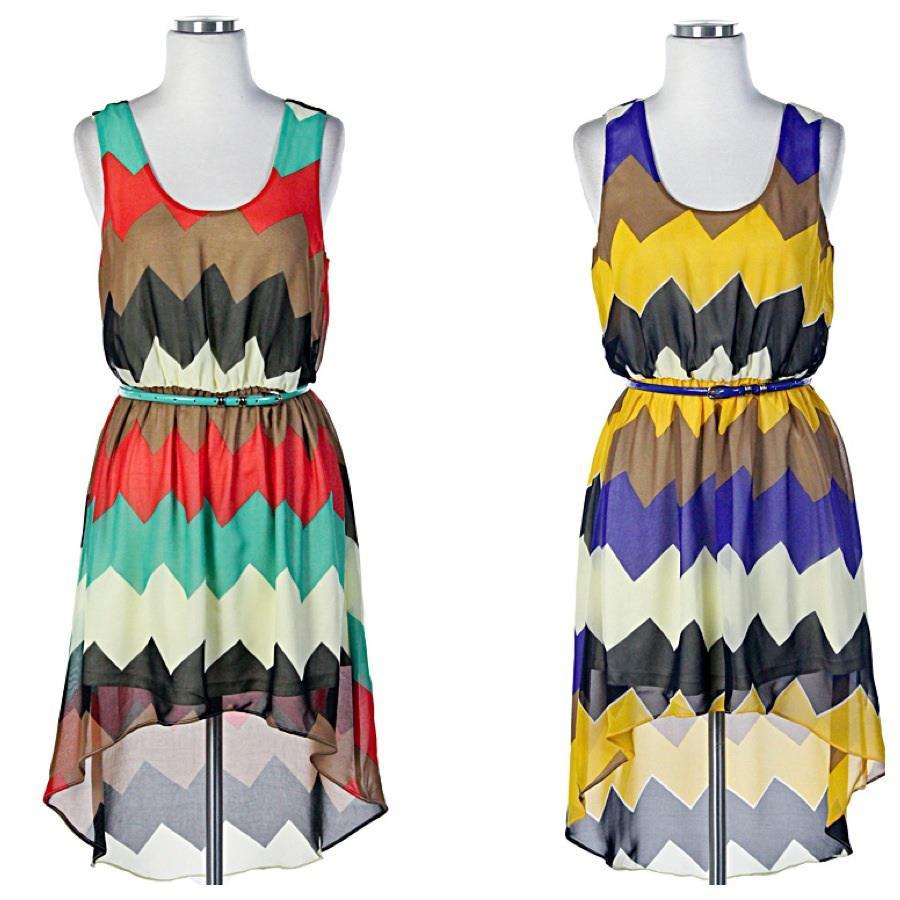 chev dress