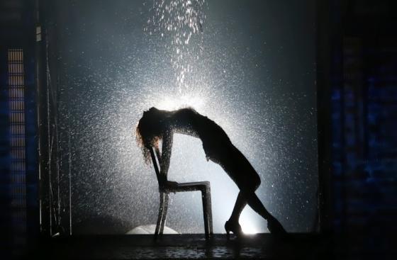 Jillian Mueller as Alex Owens Photo by Jeremy Daniel