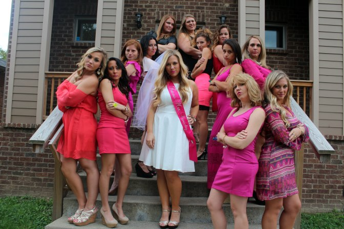 Nashville Bachelorette Party Surprise Photo Shoot