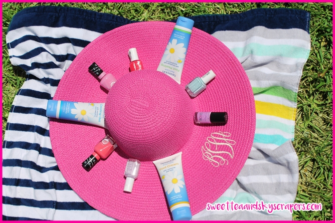 How to get a summer-ready pedi at home