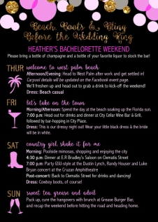 Heather Bachelorette Details