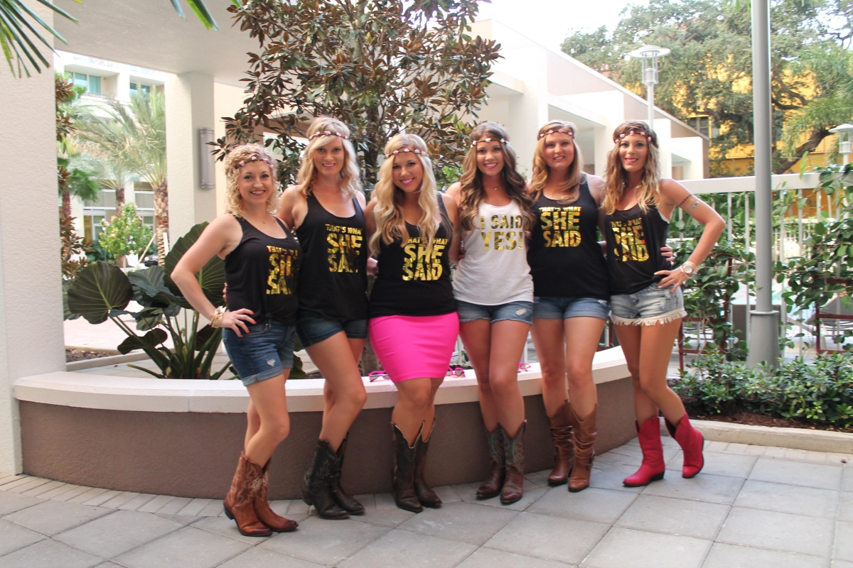 West Palm Beach Bachelorette Bash